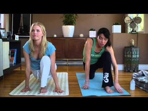 Whitney Cummings & Melissa Sagemiller  Celebrity Feet and Legs 2010