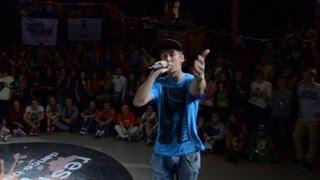 Фристайл на хип-хоп баттле