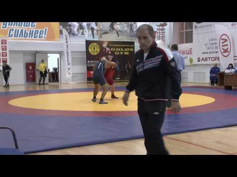 Ужвюк Дмитрий (Хабаровский край) - Василенко Сергей (Коми)