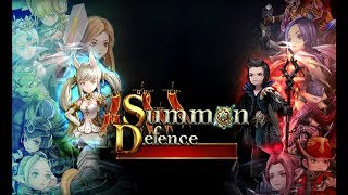 SummonDefence -Android Gameplay