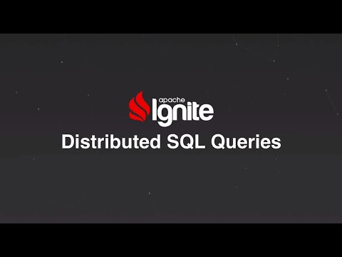 Distributed SQL Queries