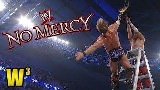 WWE No Mercy 2008 Review | Wrestling With Wregret