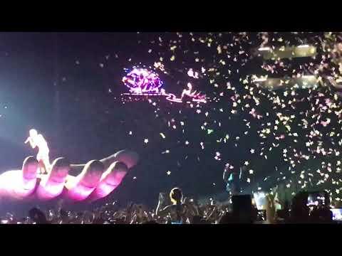 Katy Perry - São Paulo 2018 - Fireworks