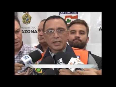 Vinte e três municípios do Amazonas já decretaram estado de emergência