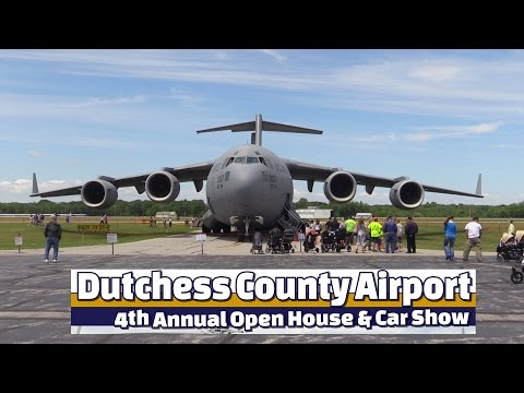 Dutchess County Airport (KPOU) Open House 2015