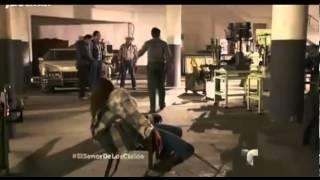 El Señor de los Cielos - Aurelio mata a Eugenia