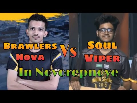 #Soul #Brawlers Nova King Vs Soul Viper In Novo Soul Ronak, Soul Aman In same Team #ShaktimaanGaming