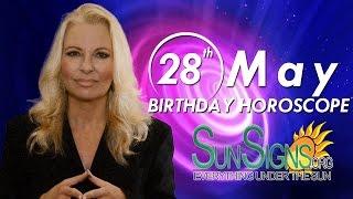 Birthday May 28th Horoscope Personality Zodiac Sign Gemini Astrology