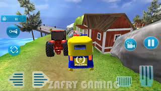 Police Tuk Tuk Auto Rickshaw Driving Game 2020 | Auto Rickshaw Driving | Android Games screenshot 4