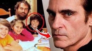 The Sad Truth Of Joaquin Phoenix Real Life |⭐ OSSA Radar