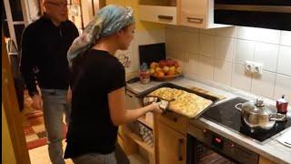 خبز الزيتونة😂الفوكاتشا الإيطالية 👌نهار معايا 🤪 الدواء لي عطا الطبيب لامي لمشكل الركبتين❤️