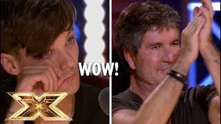 TOP 6 BEST AUDITIONS ON THE X FACTOR 2018! (MUST WATCH!)