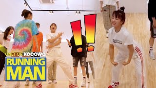 A Dance Battle Between KwangSoo and SeokJin is a Key Point of the Dance Routine [Running Man Ep 468]