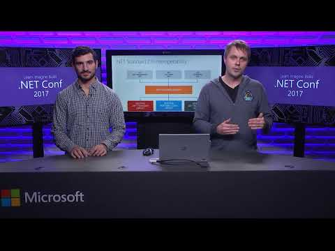 Bringing your WinForms/WPF investments forwards with UWP/.NET Standard 2.0