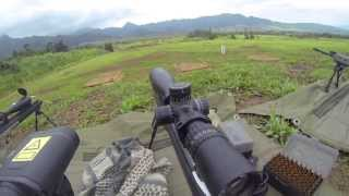 Remington 700 5R sub MOA rifle in 308win