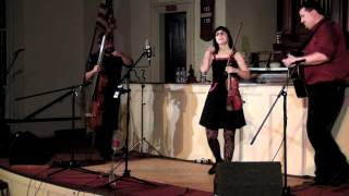 April Verch Band - Durangs Hornpipe with dance medley