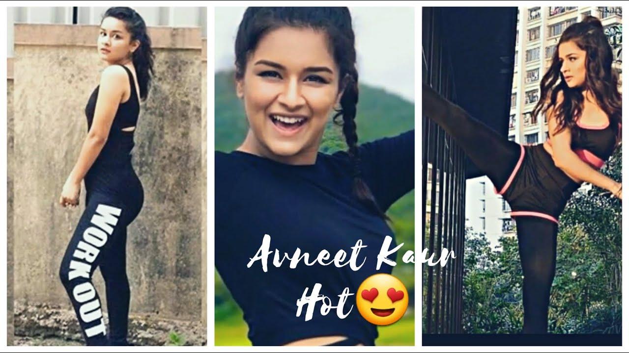 Download Avneet kaur | Avneet kaur hot | Workout video and | Avneet kaur tiktok | posts after workout.