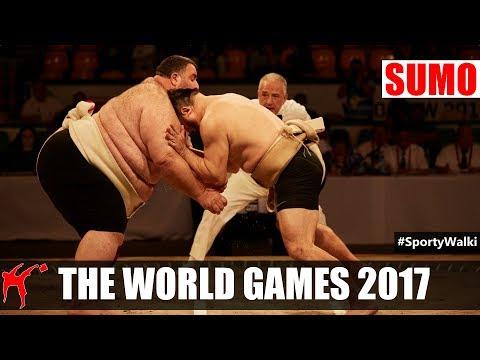 Sumo: Kulisy turnieju na The World Games 2017 we Wrocławiu