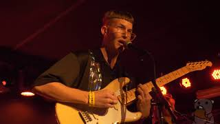 Gus Dapperton - Moodna, Once With Grace [4K 60 FPS] (live @ Mercury Lounge 11/21/17)