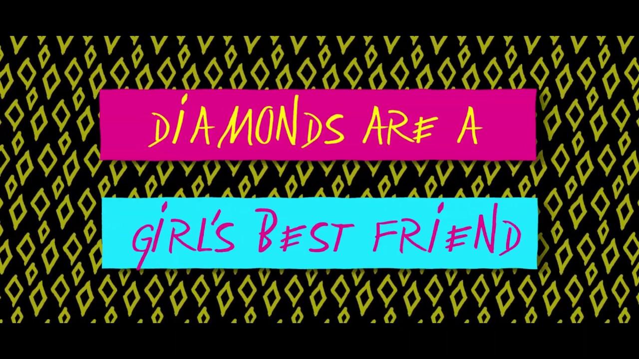 Megan Thee Stallion Normani Diamonds From Birds Of Prey The Album Official Lyric Video Youtube