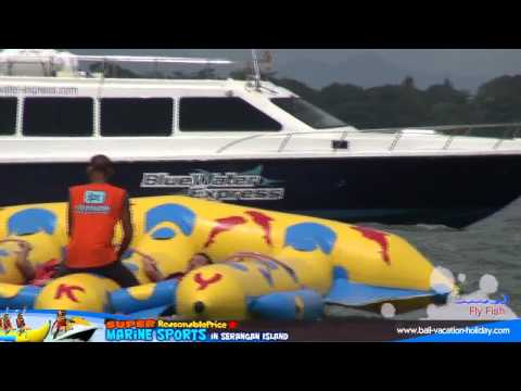 PT. HIRO CHAN Tour & Travel / Super Reasonable Price Marine Sports in Serangan Island, Bali~♪