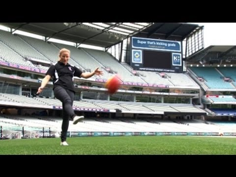 First AFL Women's Match - Round 14