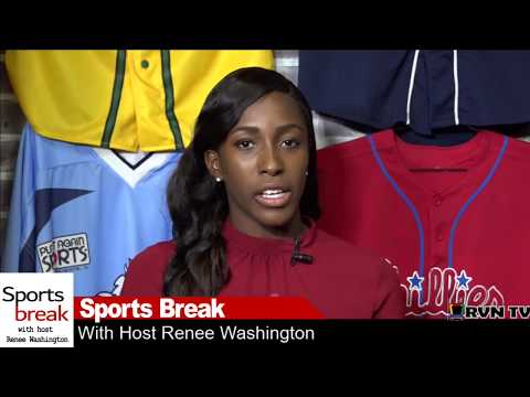 The Sports Break with Renee Washington: Performance Trainer Tony Fulton