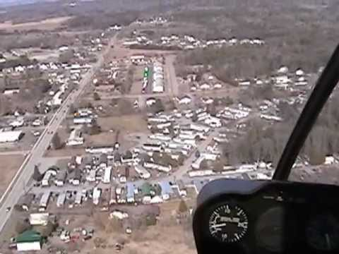 Helicopter ride 3-30-13 with Mansfield Heliflight in Milton Vermont VT
