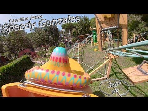 Cavallino Matto 2019 Speedy Gonzales 360° VR Onride