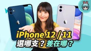 幫荷包把關!iPhone 12 / iPhone 11 該買哪支?規格差異、誰適合買哪支?看完再決定