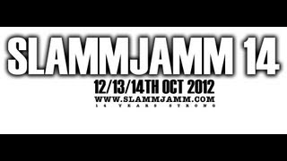 Slamm Jamm 2012