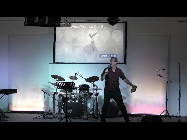 Ps Darin Browne - Reset Part 3