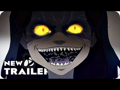 CONSTANTINE: CITY OF DEMONS - THE MOVIE Trailer (2018) Animated Action Movie