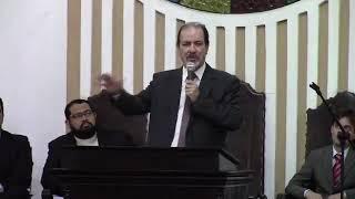Sermão Rev. Marcos Torres, 01/09/2019