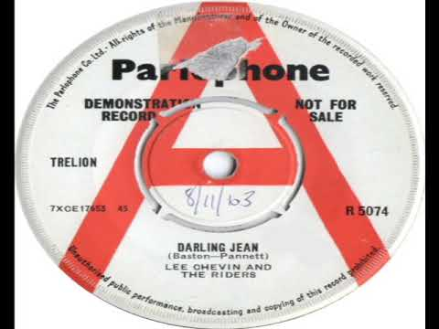 Lee Chevin And The Riders   Darling Jean  1963
