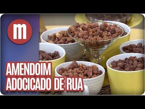 Amendoim doce - Mulheres  (25/05/16)