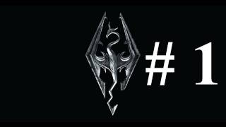 Let's Play Skyrim : Episode 1 - Welcome to Skyrim