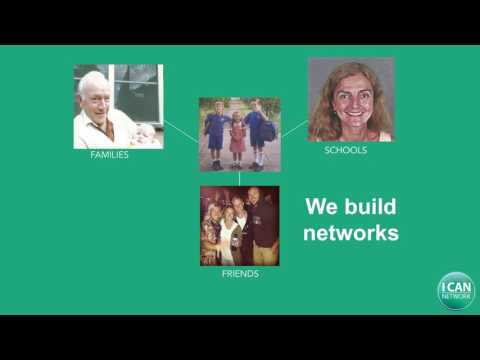 I-CAN Network Partnership and Autism Talk with Founder Chris Varney