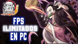 COMO PONER A MAS DE 60FPS EL KIMETSU NO YAIBA: CRONICAS DE HINOKAMI (PC)