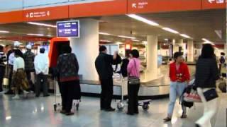 Warsaw Chopin Airport 華沙機場 day 2 - 4 ( Poland )