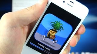 How To Jailbreak iOS 6 iPhone 4 3Gs iPod Touch 4G Install Cydia 6 0 1 6 0 Redsn0w 0 9 15b3