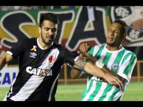 Gols, Goiás 1 x 1 Vasco - Brasileirão Série B 13/09/2016
