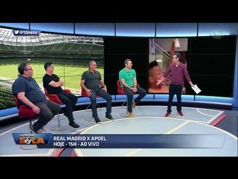 Comentaristas Brincam Com Vídeo De Cueva Cantando