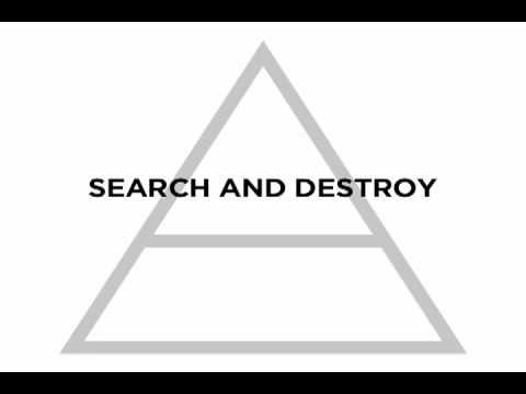 Thirty Seconds to Mars - Search and Destroy (Official Lyric Video)
