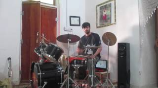 Ae Dil Hai Mushkil   Title Track   Drum Cover (Drumming after long break)