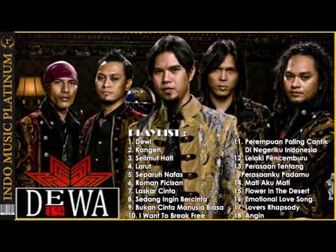DEWA 19   Koleksi Lagu Terbaik Dewa 19  Era Once