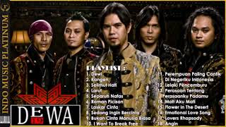 Baixar DEWA 19   Koleksi Lagu Terbaik Dewa 19  Era Once    HQ Audio !!!