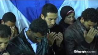 Video Egypt: Al-Ahly football fans mourn riot deaths download MP3, 3GP, MP4, WEBM, AVI, FLV Desember 2017