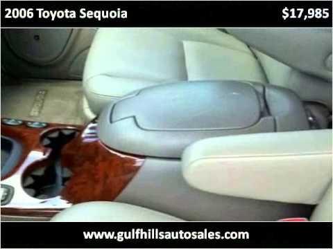 2006 Toyota Sequoia Used Cars Ocean Springs MS