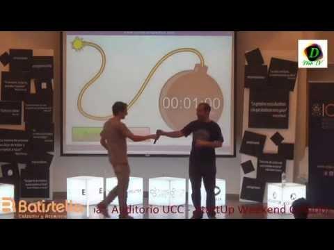 StartUp Weekend Córdoba Argentina 2015 - 2°